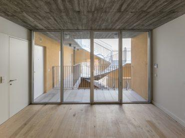 Edifício de habitação, R. da Rosa